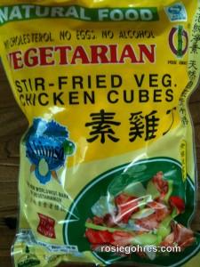 Vegetarian Toko Sie-San