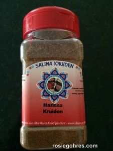 Harissa Spice Powder