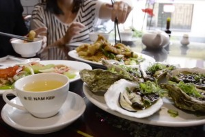 Nam Kee Oysters